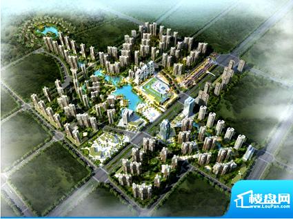 禹洲城市广场效果图