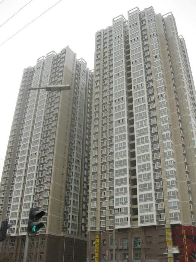 华府新桃园实景图