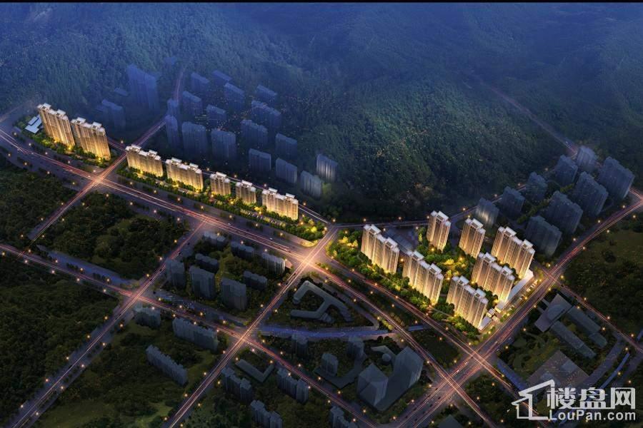 三盛·国际公园实景图