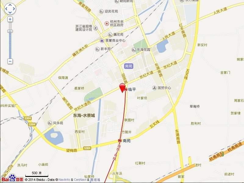 理想银泰城位置图