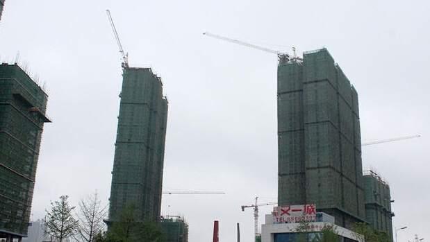 润和滨江府实景图