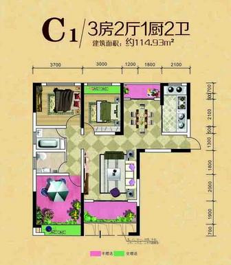 百弘·学府城效果图