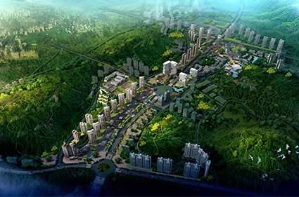 七星未来城效果图