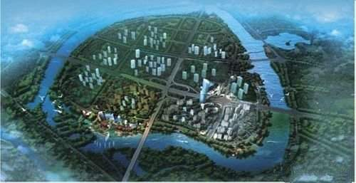 方直·珑湖湾效果图
