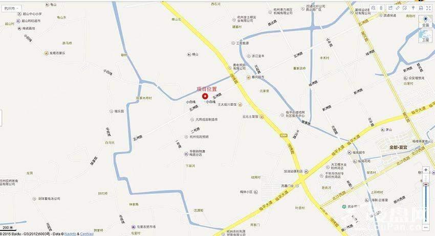 东晖龙悦湾位置图