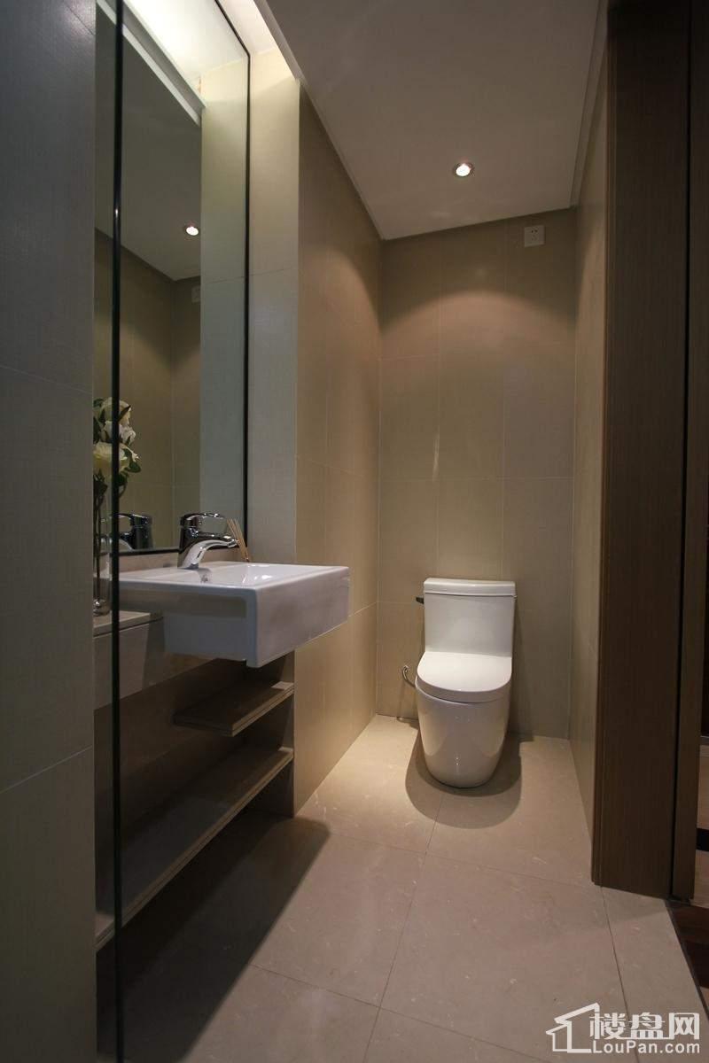 L1户型洗手间