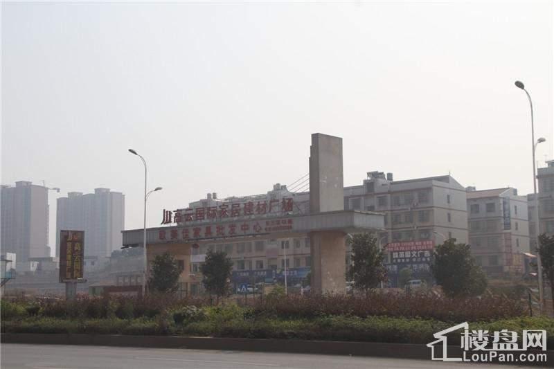 中南(长沙)总部基地配套图