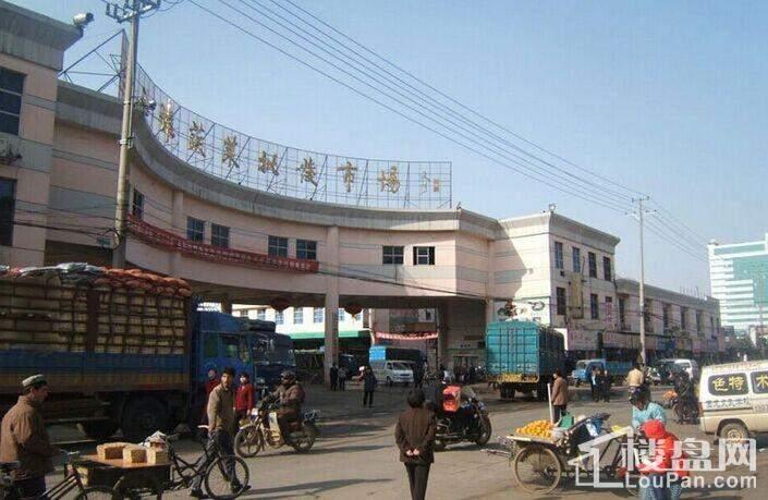 五江天街北区周边