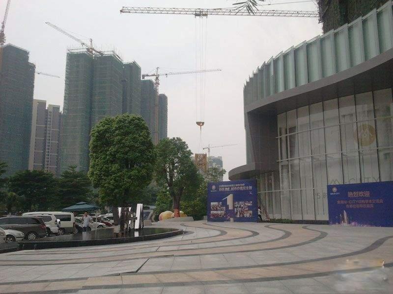 金海M-CITY实景图