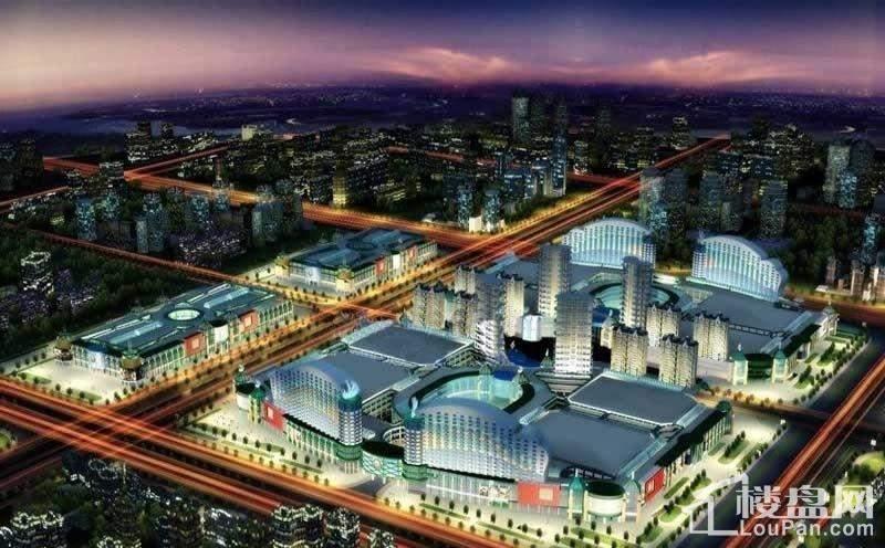 宝龙城市广场效果图