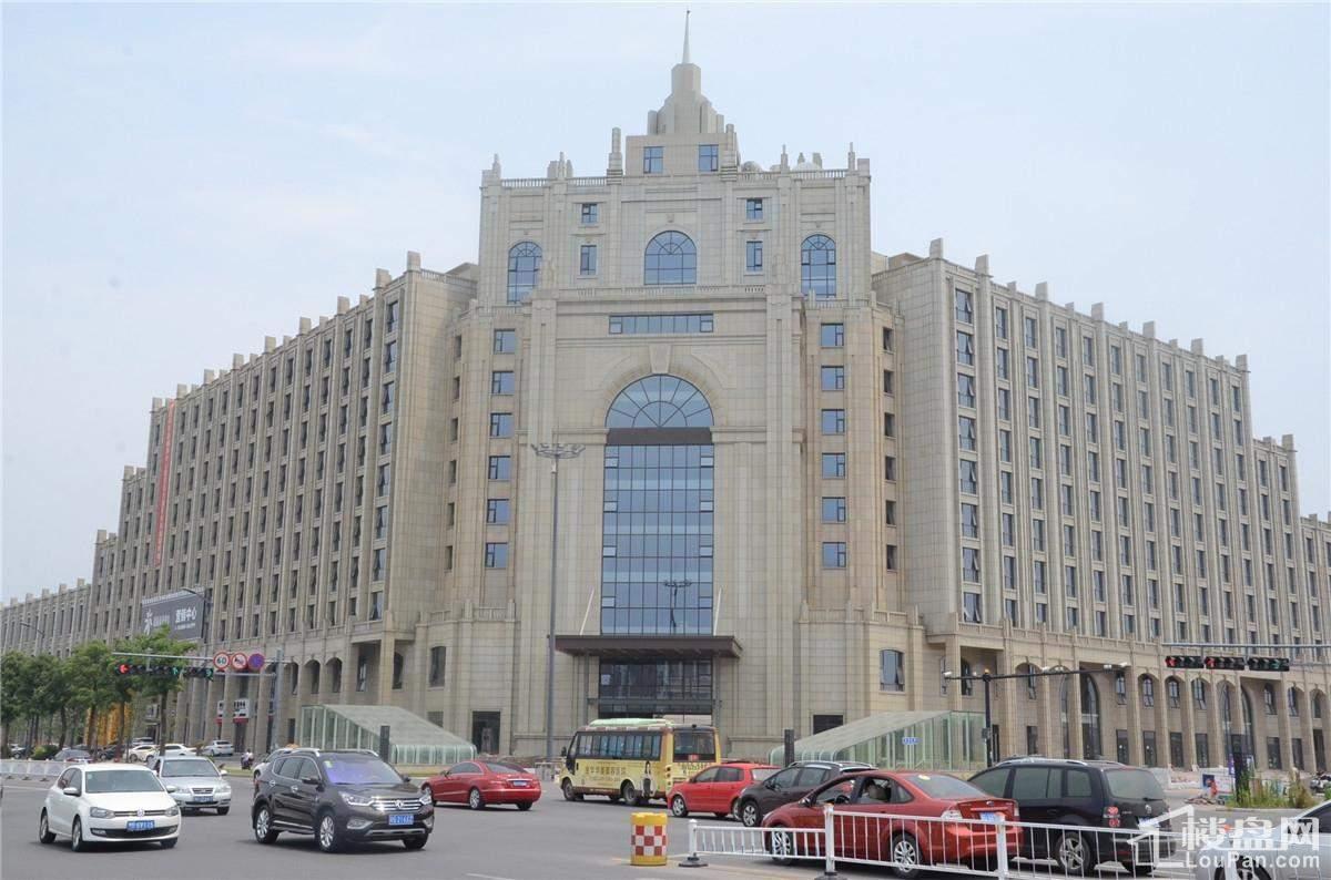 嘉福商务大厦实景图