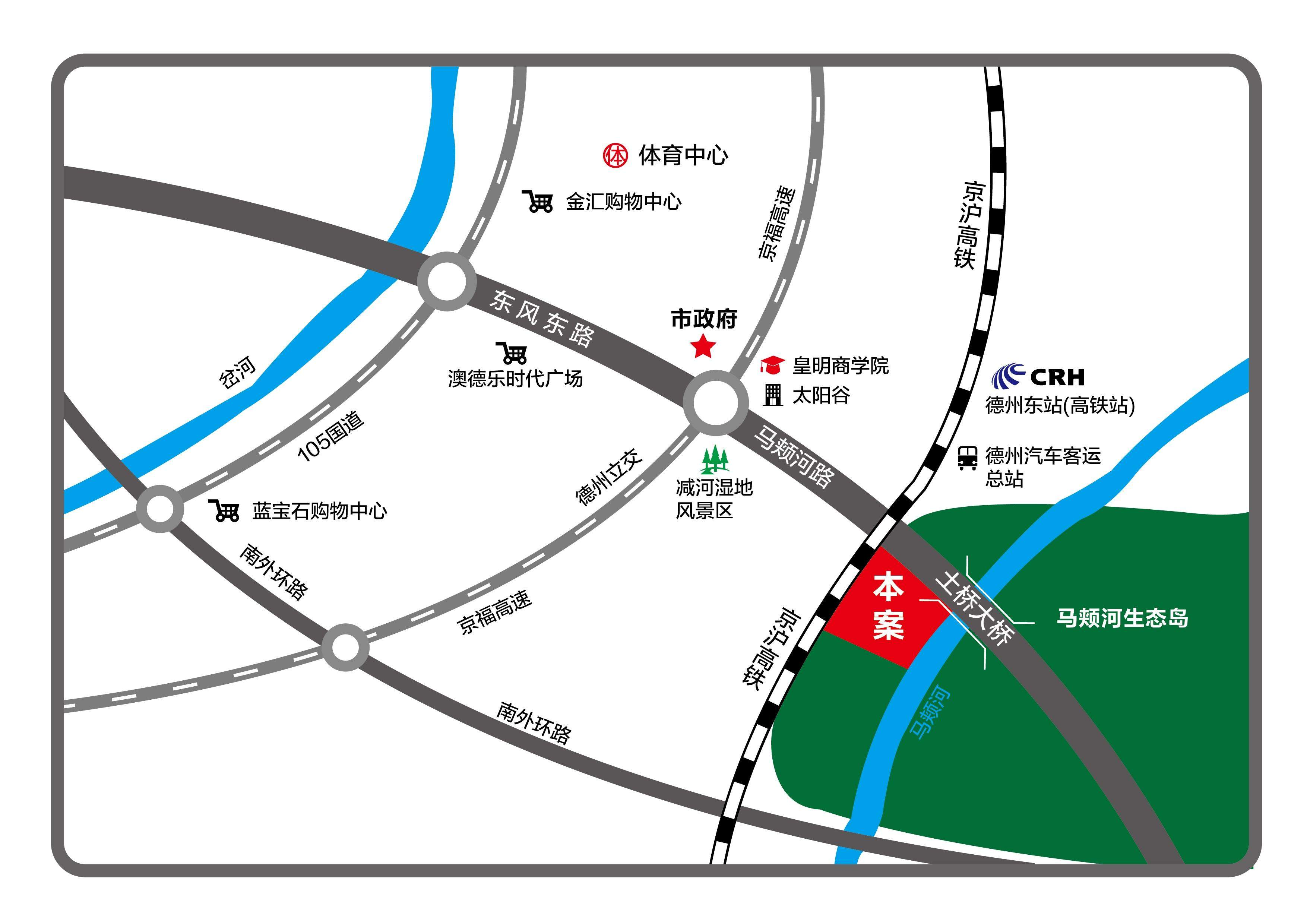 理想镇·玖悦位置图