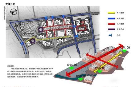 贵安鸿通城位置图