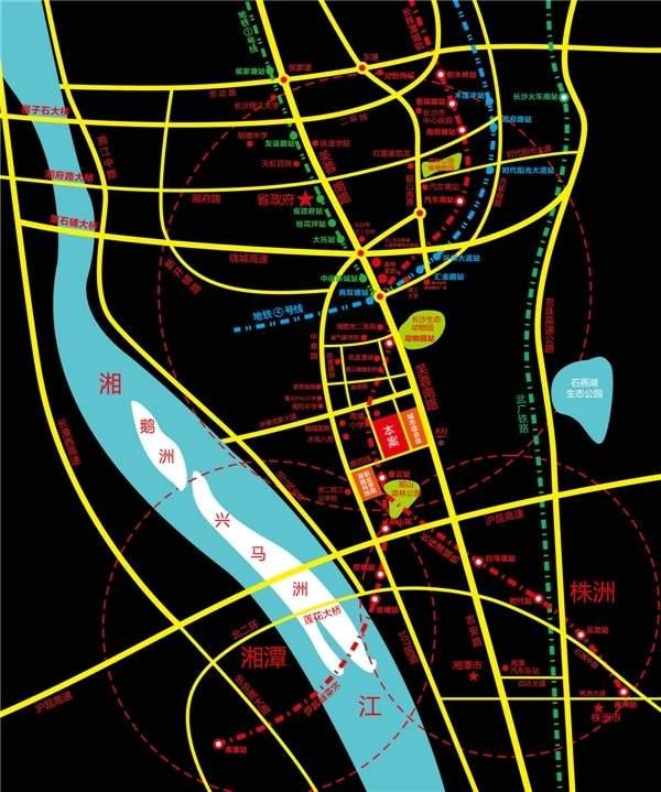 凯富南方鑫城位置图