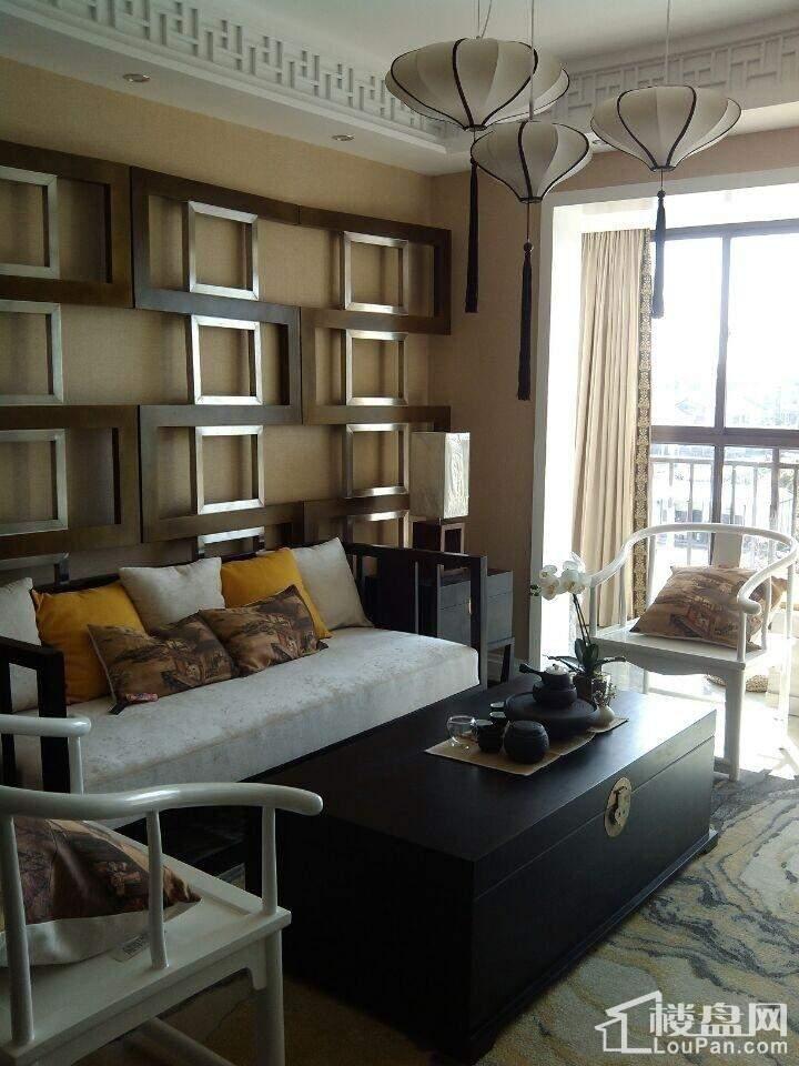 吉立•浅水湾新中式样板间卧室图