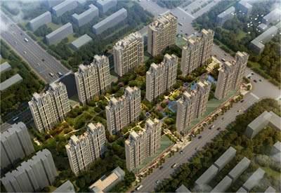 建业·华阳峰渡
