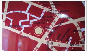 家旺国际广场位置图