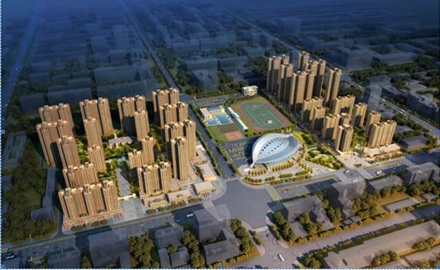 弘康·体育新城