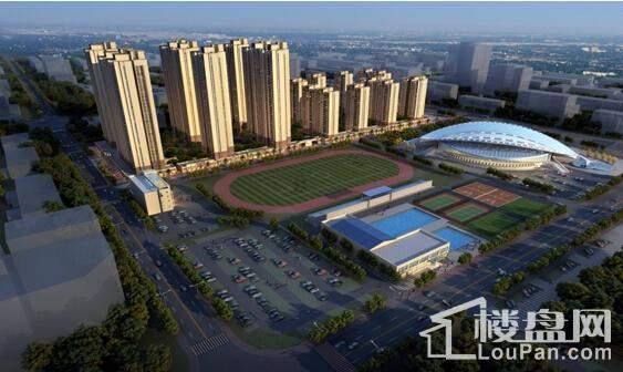 弘康·体育新城外景图