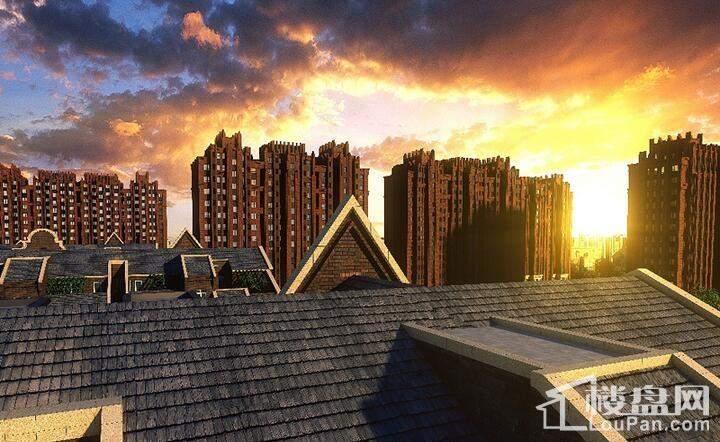 北京城建·上河湾 效果图