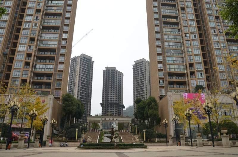 正源·金港城实景图