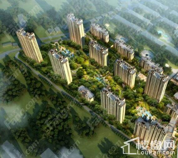 碧桂园时代城 效果图