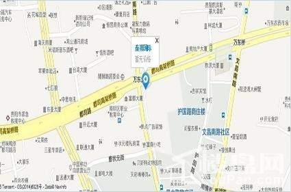 泰祥国际位置图