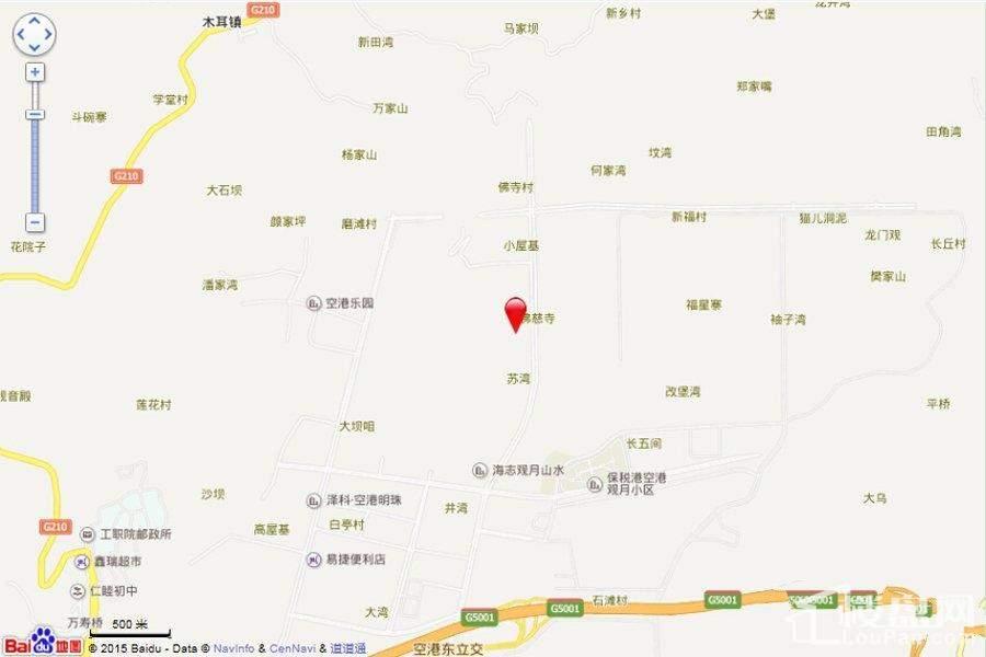 中国摩区位图