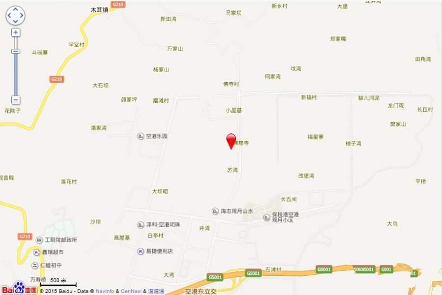 中国摩位置图