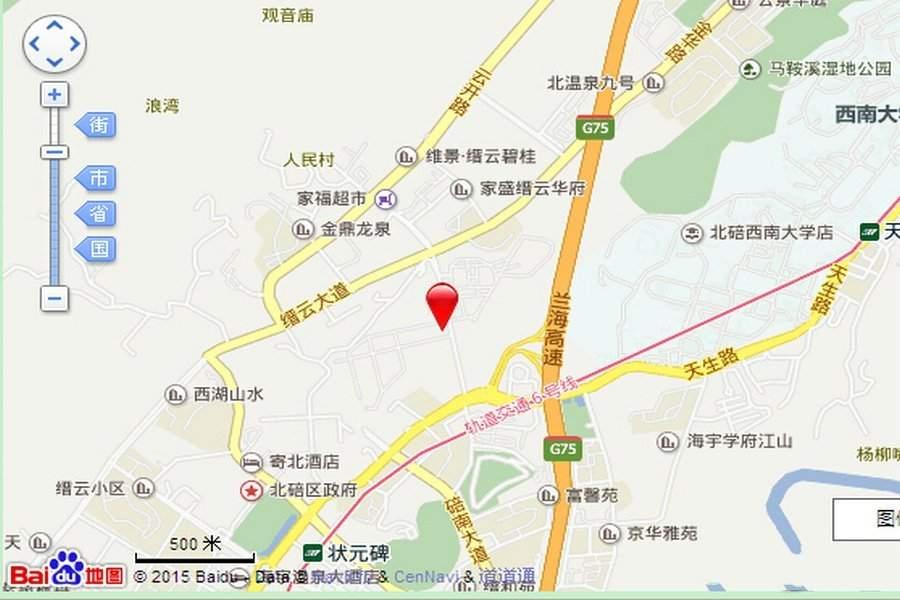 华宇温莎小镇位置图