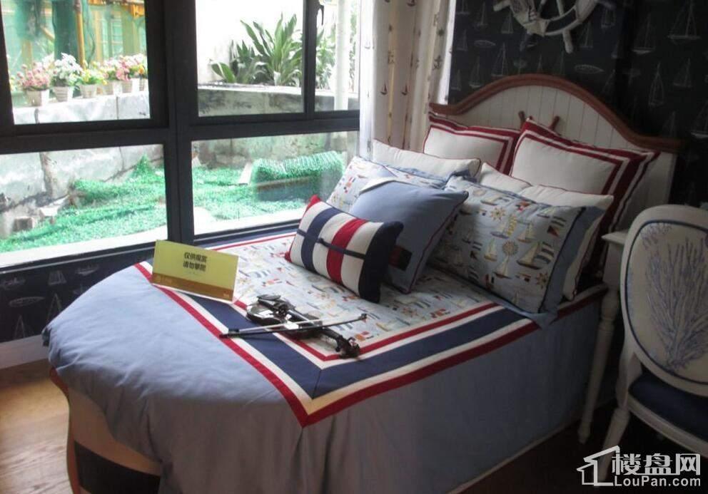 5#B户型77㎡样板间卧室
