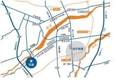 炎黄科技园位置图