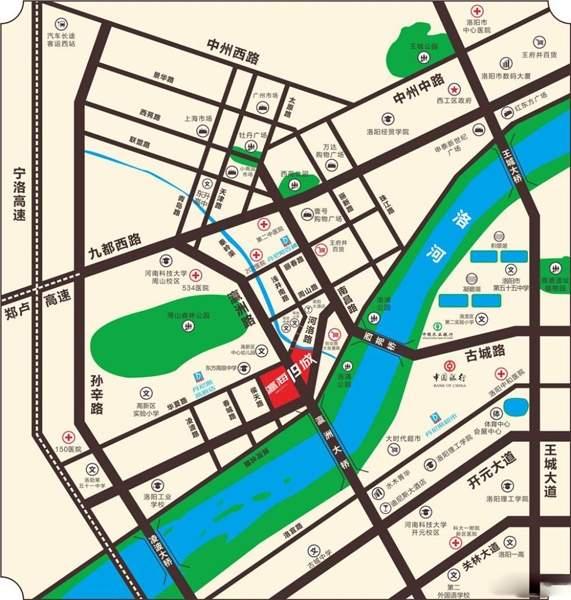 瀛海19城位置图