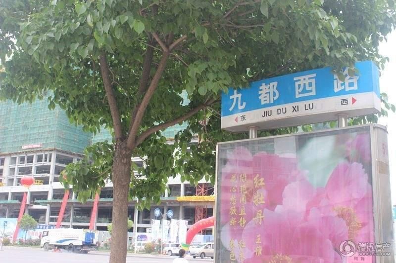 中弘·中央广场位置图