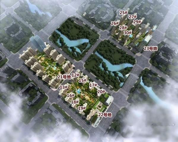 建业龙城效果图