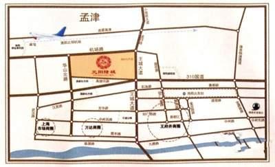元阳隆城位置图