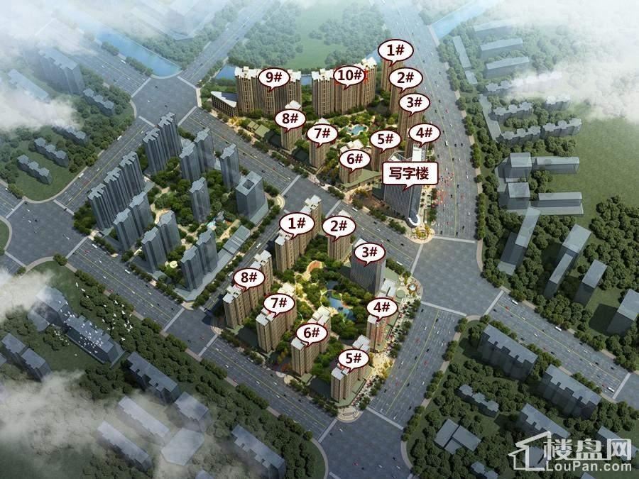 瀛海19城效果图
