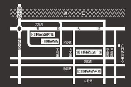 富雅国际总部基地位置图