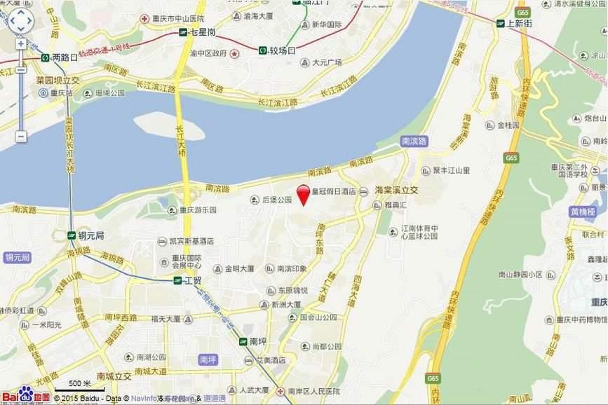 洋世达南滨特区位置图