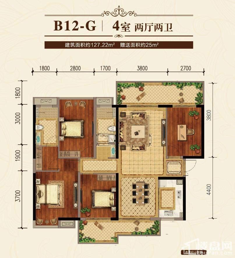 B12-G户型