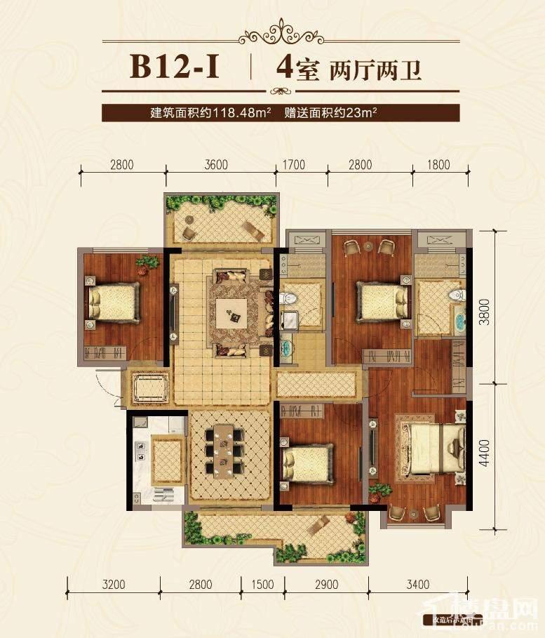 B12-I户型