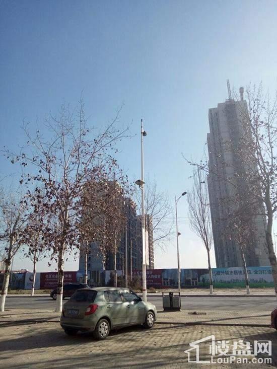 东光城市广场实景图