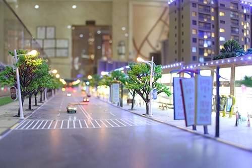 鸿申·翡翠城实景图
