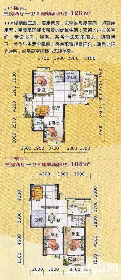 苏通国际新城户型图