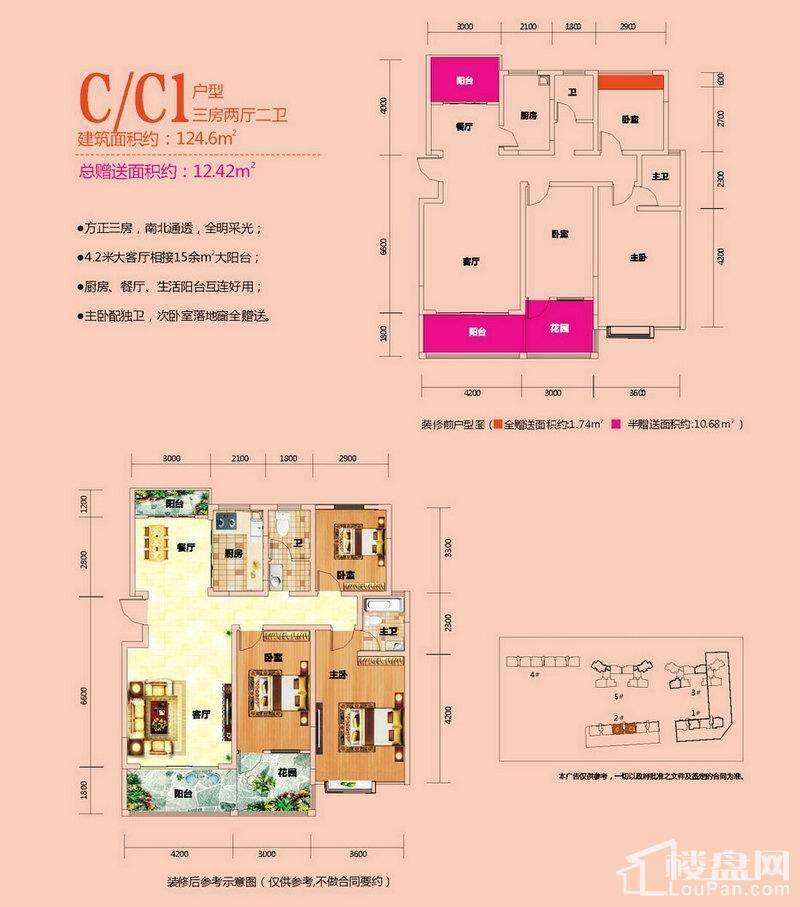 c/c1户型