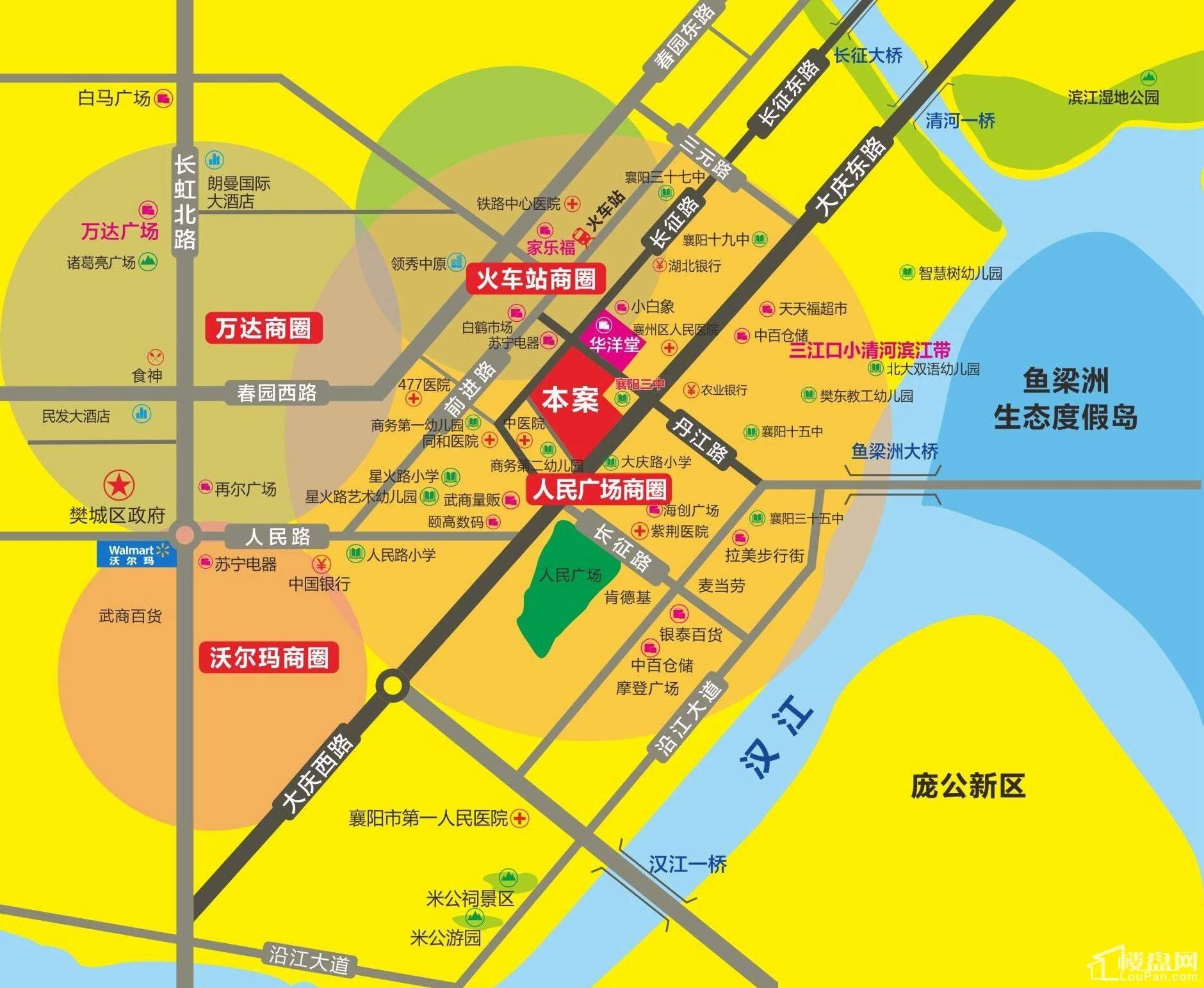 昊天广场位置图