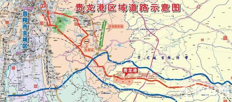 贵龙港位置图