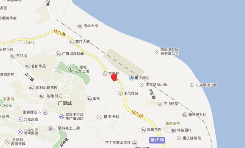 志龙观江嶺位置图