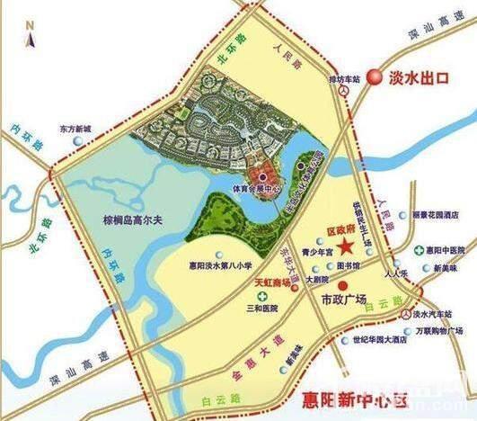 半岛1号 位置图