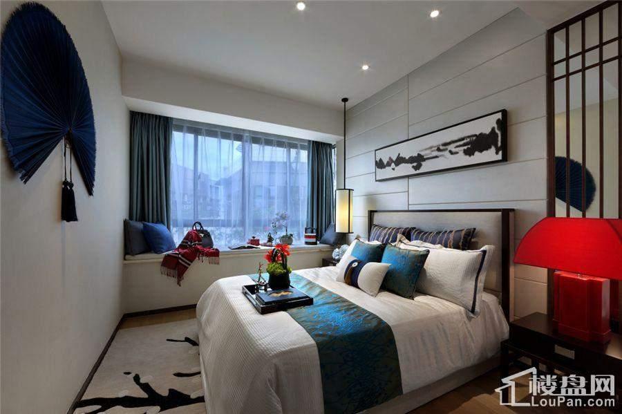 D户型82㎡3房2厅1卫卧室